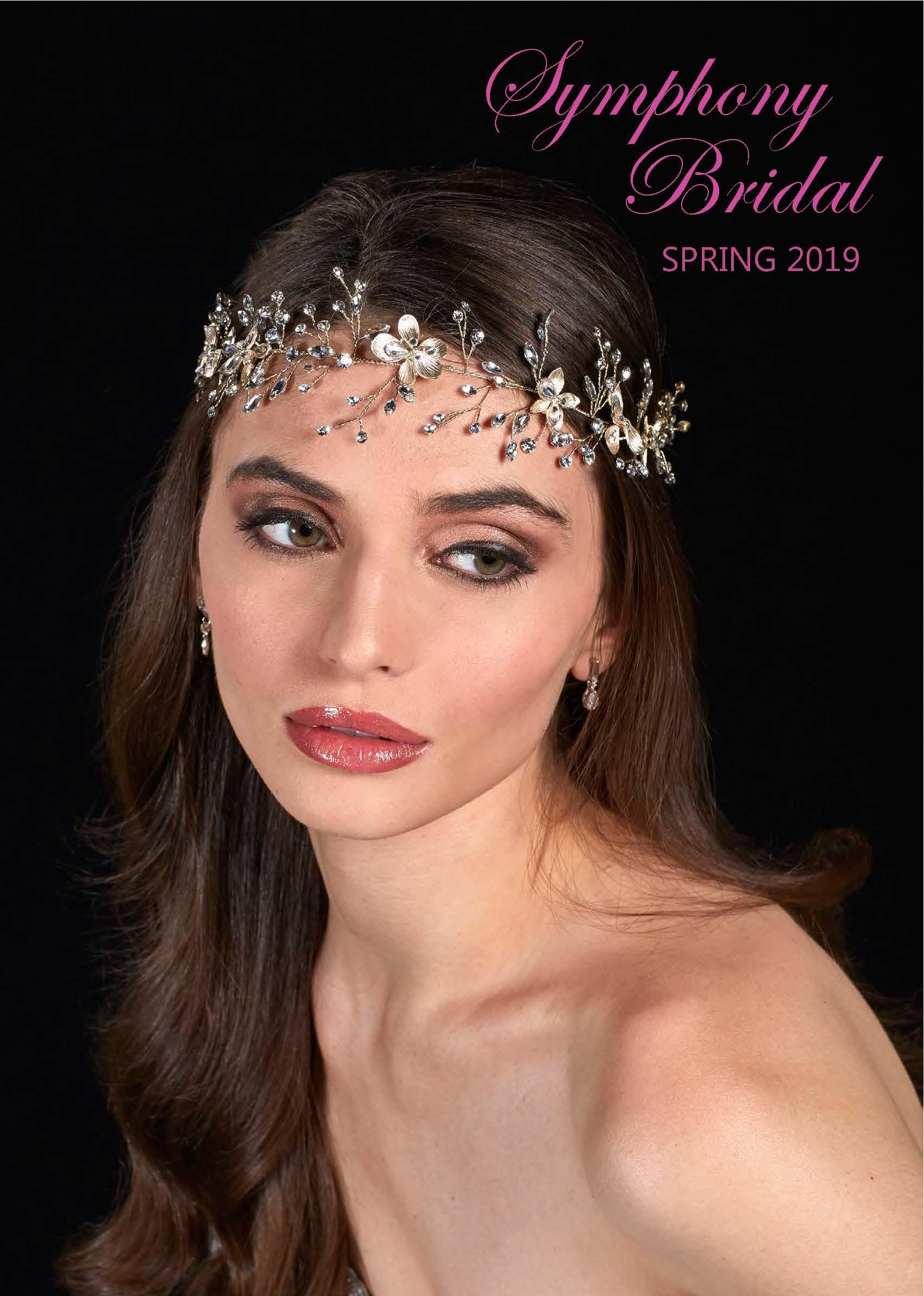 Headpieces & Veils 2019 Catalog
